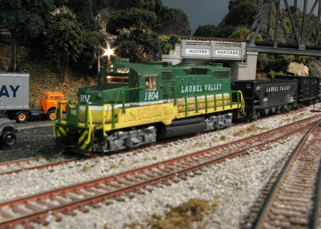 Creating my own shortline/regional - Model Railroader
