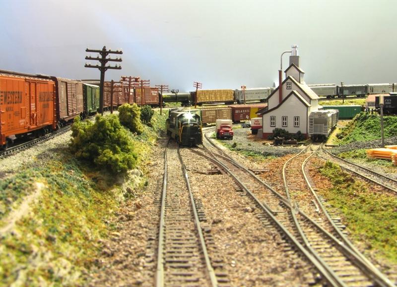 John Allen Time Saver - Model Railroader Magazine