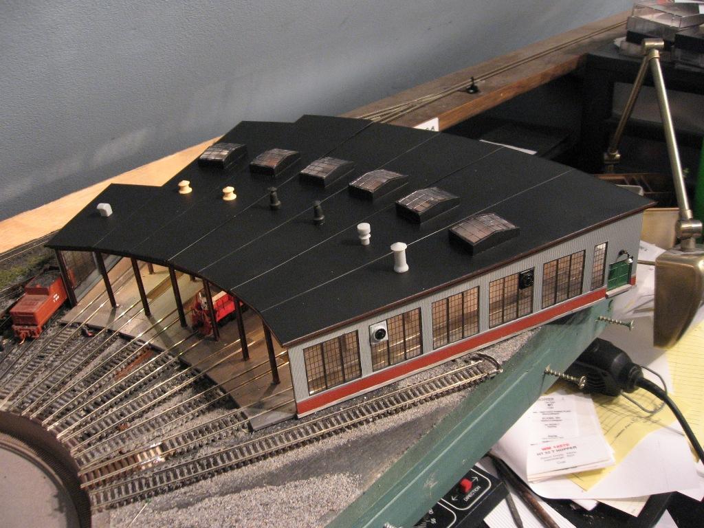 N Scale Scratchbuilding Supplies Model Railroader