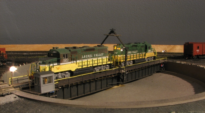 Cool Help On Installing A N Scale Turntable Model Railroader Magazine Wiring Cloud Hisonuggs Outletorg