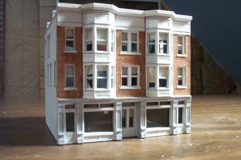 buildings for N Scale - Model Railroader Magazine - Model