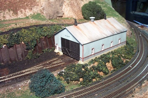 Engine house 1