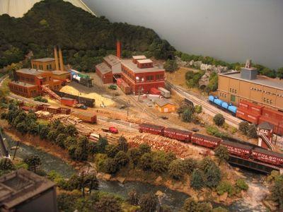 Paper Mill Complex