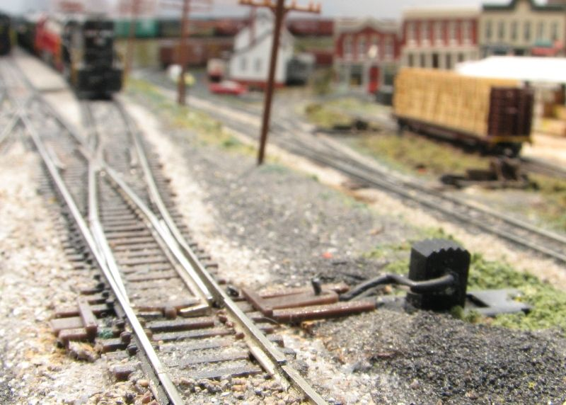 wiring atlas 55 n turnouts model railroader magazine model Kato N Scale Track Layouts