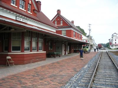 Union Bridge Depot